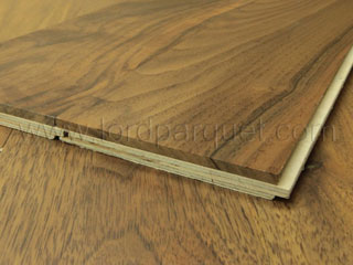 Black Walnut Strip Flooring