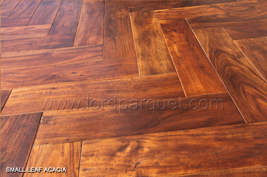 Small leaf acacia wood flooring lordparquet floor a for Wood floor factory