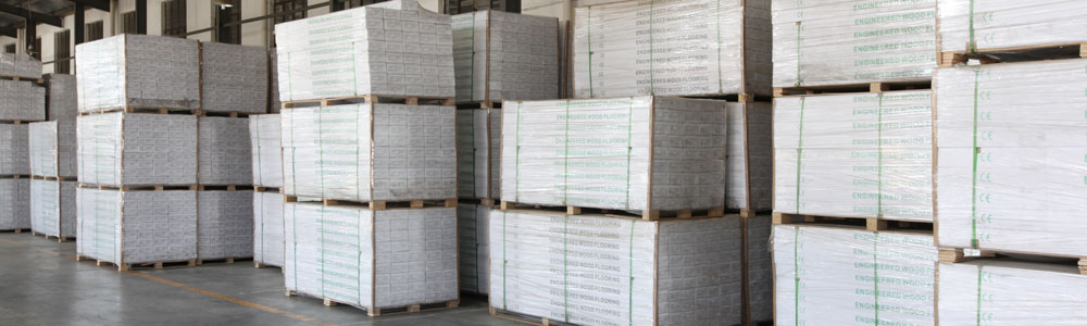 Flooring Packages Ready for shipment